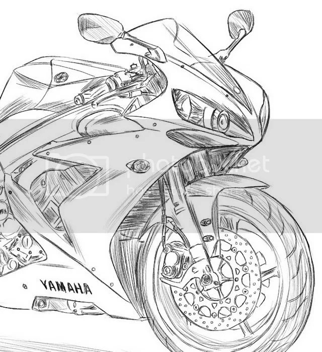 Bitty so HOT: 2006 Yamaha YZF-R1