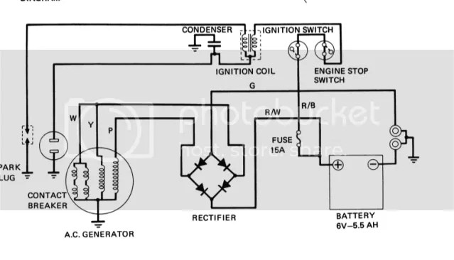 Honda Z50r Ignition Coil Diagram, Honda, Free Engine Image