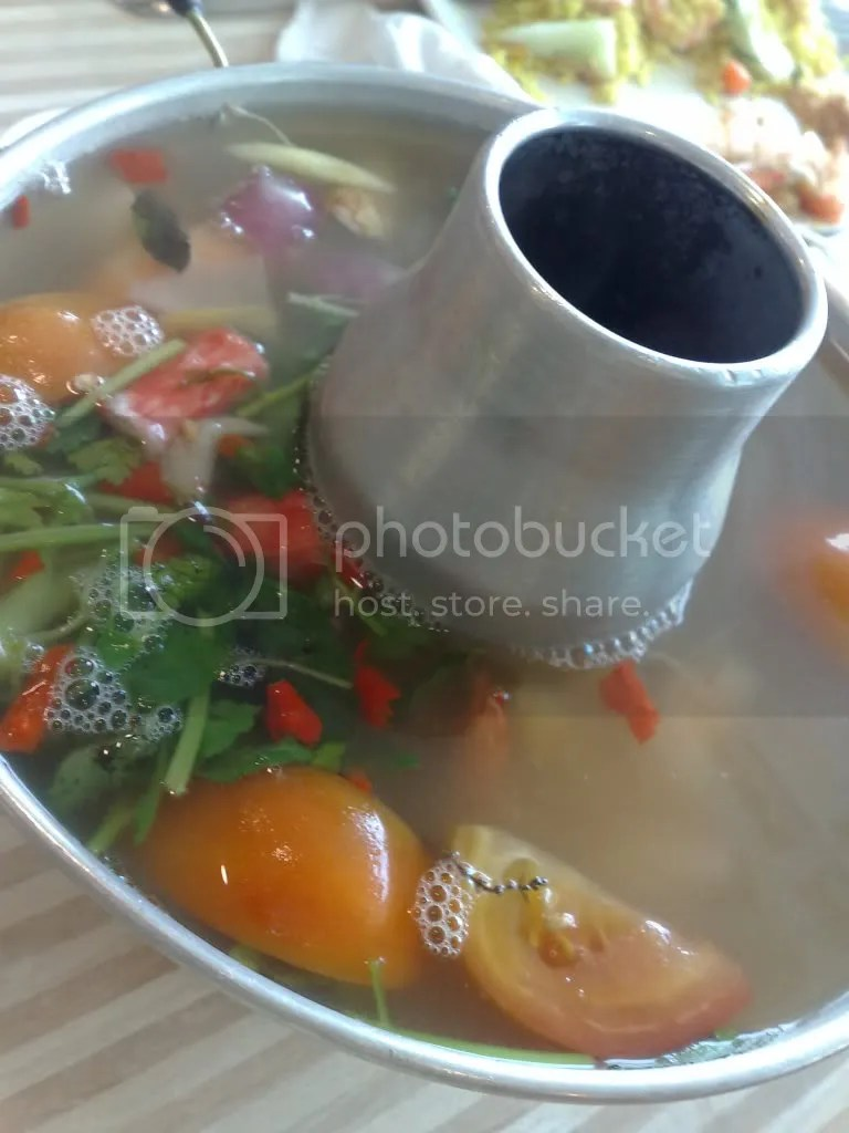 Lotus Thai Viet Tom Yam Soup