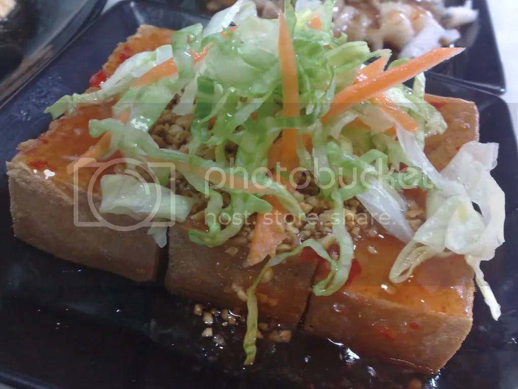 Rasa Sayang House Fried Tofu