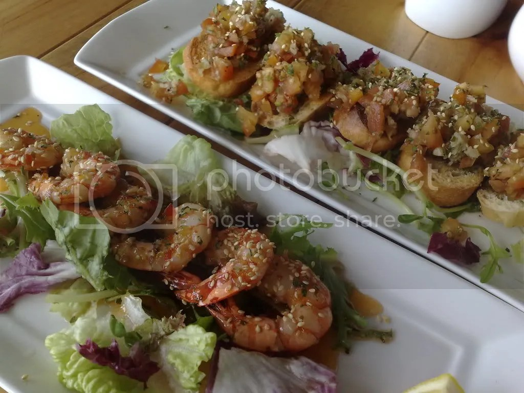 Tapas from Serenity