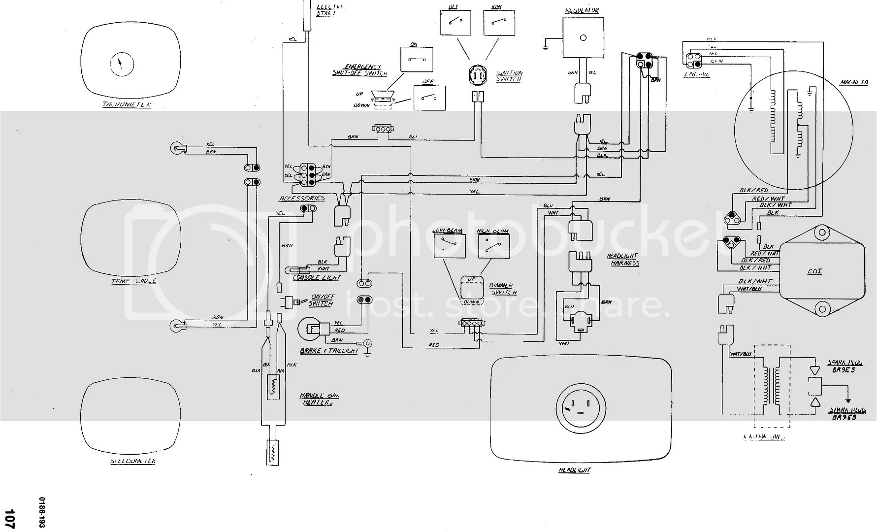 hight resolution of 2001 engine wiring diagram for 800 twin needed arcticchat
