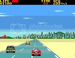 Battle Outrun, para Master System