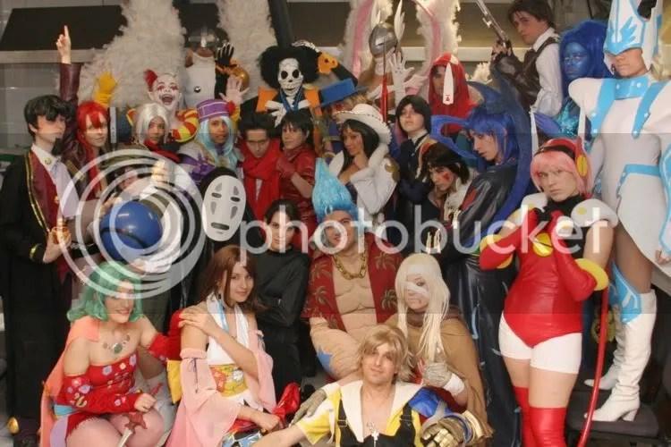 Todos os participantes do WCS 2009