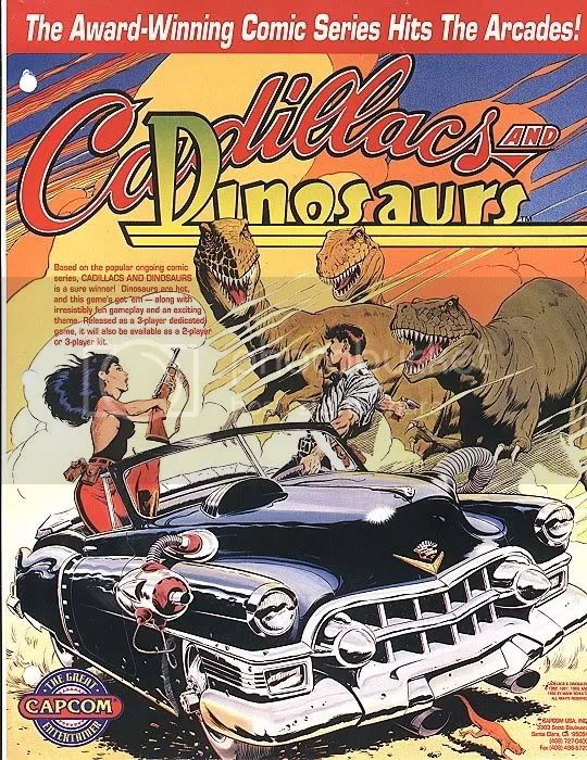 15- Cadillacs and Dinossaurs