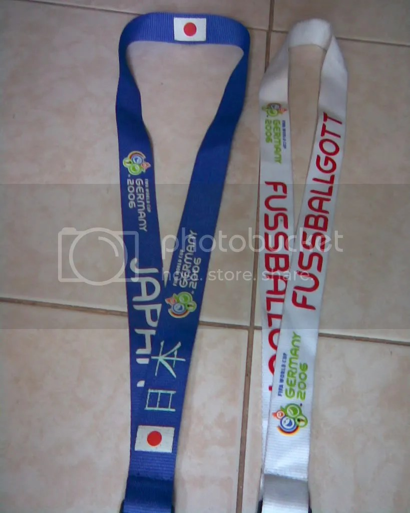 custom convention lanyards