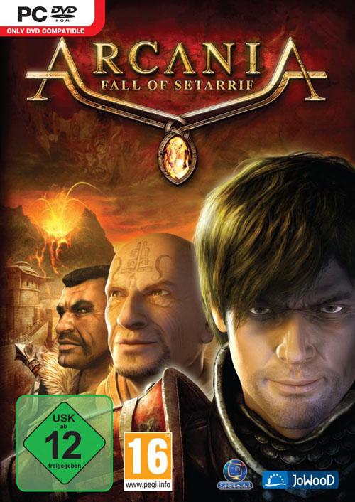 ArcaniA: Fall Setarrif / Arcania: Fall of Setarrif (2011) PL-PROFETA / língua polonesa