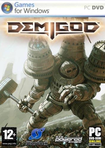 Demigod (2009) READNFO-DEViSE