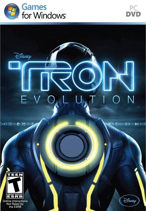 Tron Evolution (2010) RELOADED
