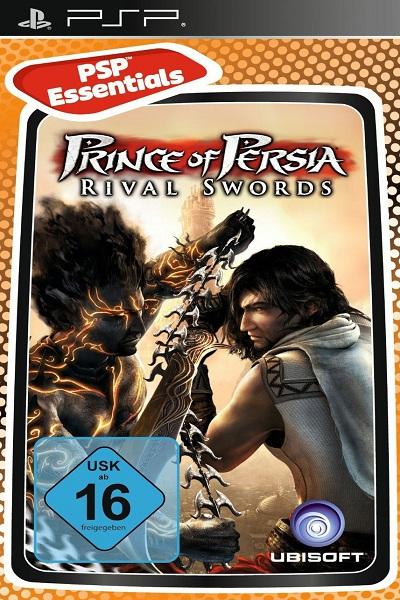 Prince of Persia Rival Swords (2007) USA.PSP-PARADOX