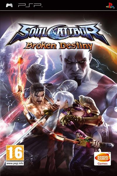 SoulCalibur IV Broken Destiny (2009) EUR.PSP-TR