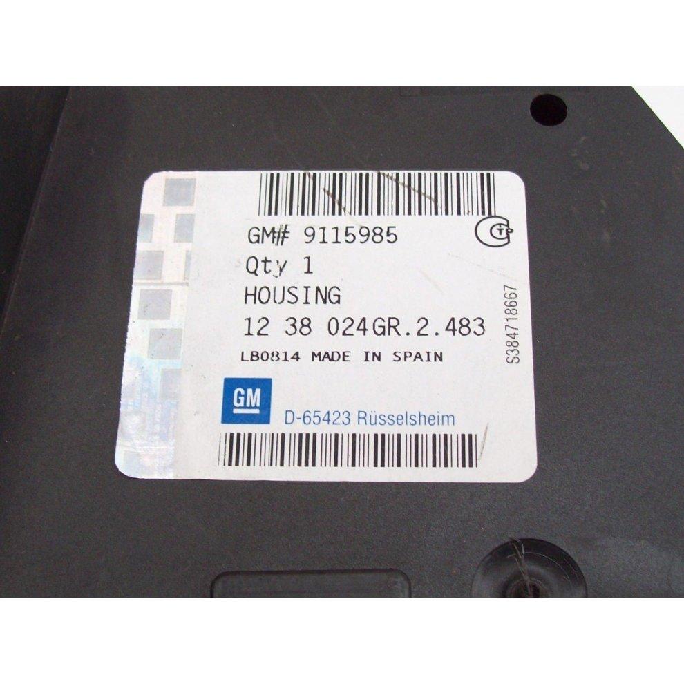 hight resolution of  vauxhall opel corsa c tigra b genuine new fuse box housing gm 9115985 2