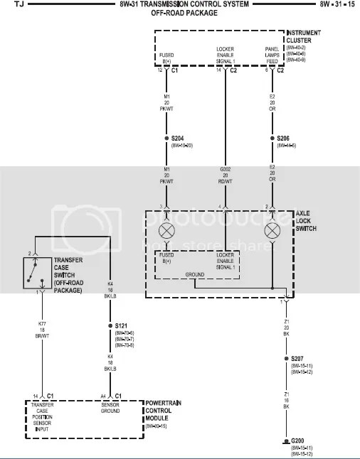 related with arb locker switch wiring diagram