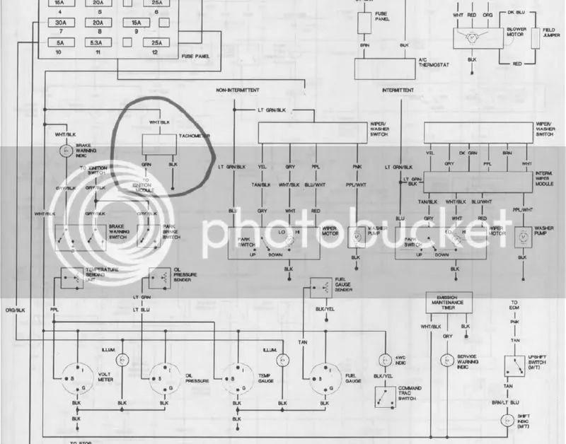88 jeep carb diagram wiring diagram schematic