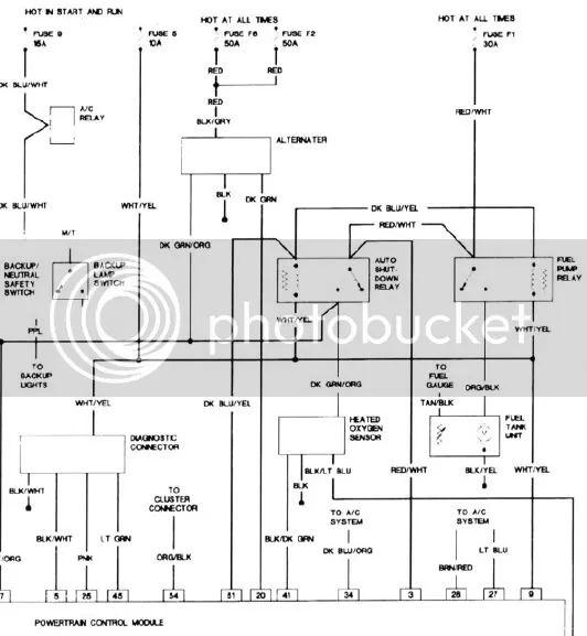 yj jeep fuel diagram wiring schematic