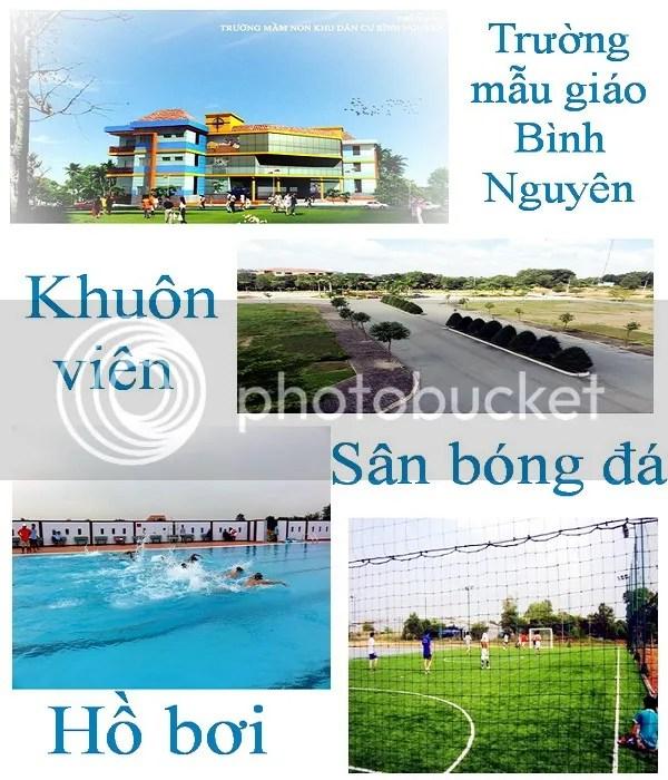 Ngay tại dự án, bạn đã tận hưởng đầy đủ những tiện ích như: Trung tâm thương mại, trường mẫu giáo, khu vui chơi giải trí, công viên cây xanh, hồ bơi, nhà hàng, sân tennis, sân bóng mini…