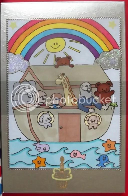 Noah's Ark box