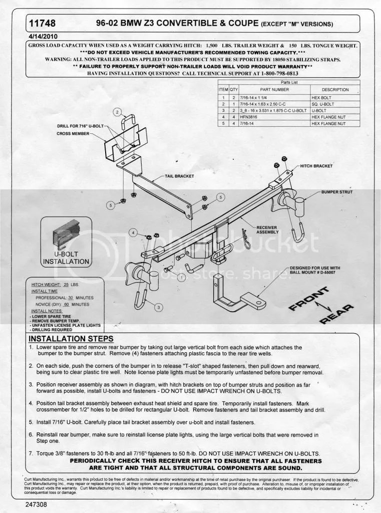 how to install trailer hitch wiring