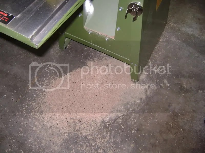 Central Machinery Jointer Parts
