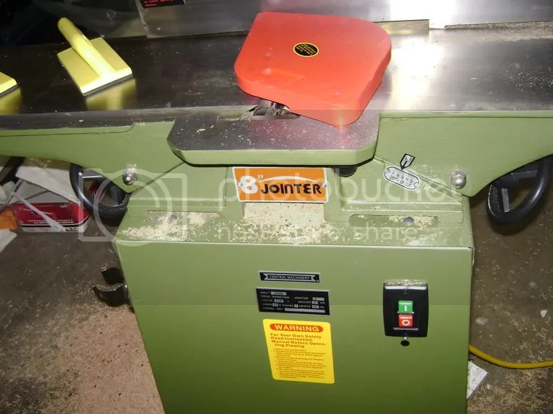 Rockwell 6 Inch Jointer For Sale