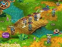 Heroes of Mana screen