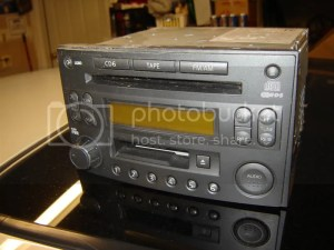 2003 OEM Bose stereo FS! Make an offer  Nissan 350Z Forum