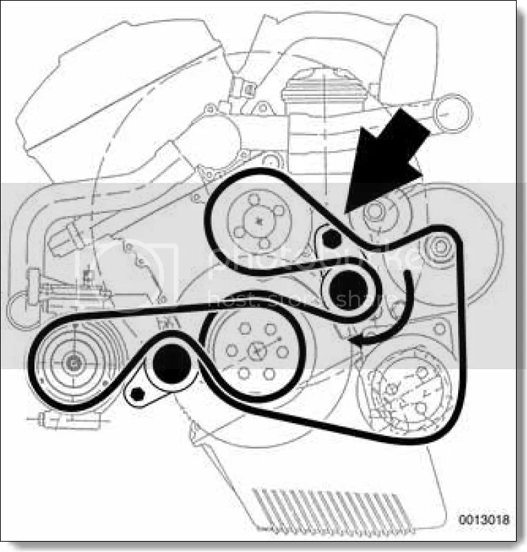 Bmw 325i Fan Belt Diagram