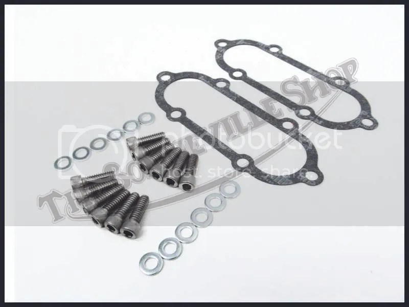 TRIUMPH 750 TIGER BONNEVILLE ROCKER BOX GASKET & SCREW KIT