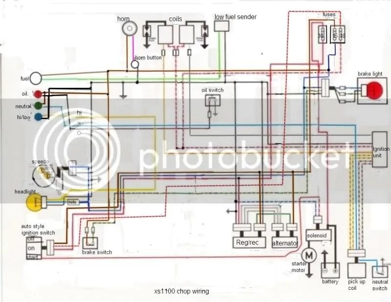 Xs1100 Ballast Resistor