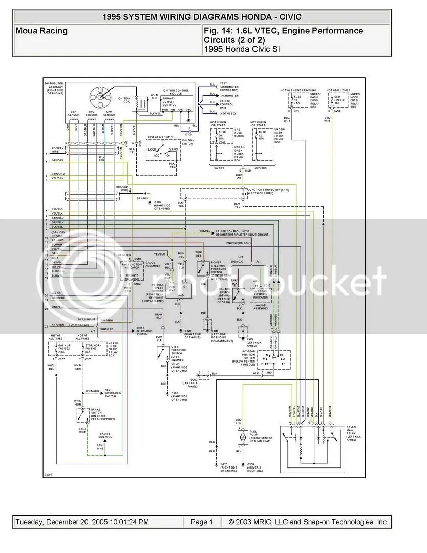 D16z6 Engine Diagram - Wiring Diagram K10 on