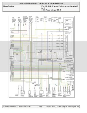 OBD1 Integra Wiring Diagram 2 Photo by knmoua | Photobucket
