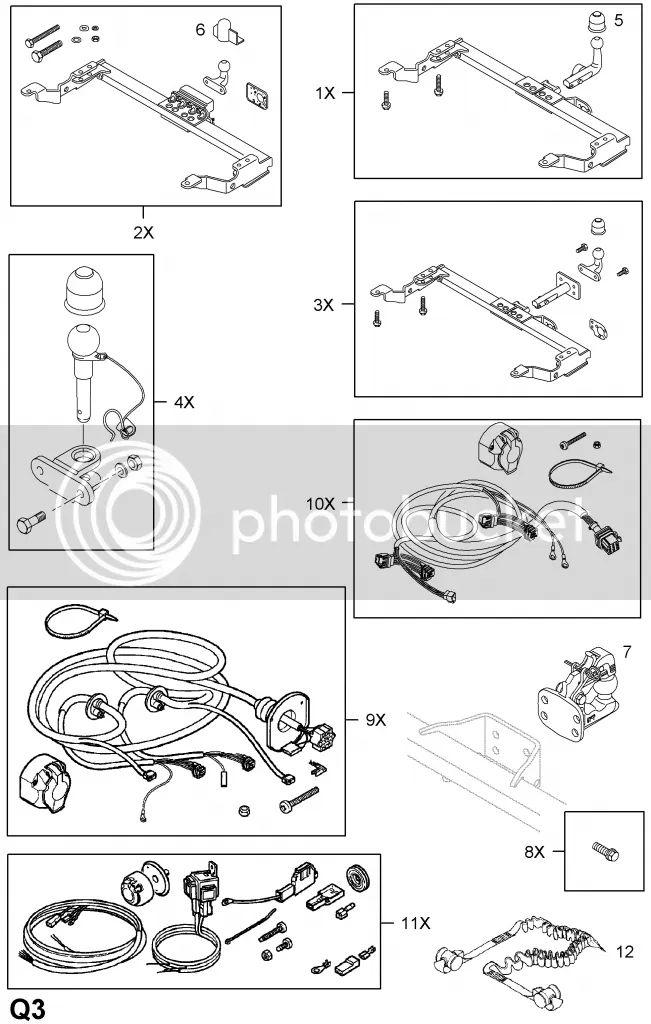 vectra c towbar wiring kit