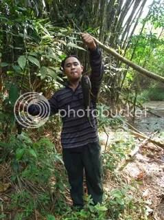 Kumpau Fishing Club KFC Mat Salleh  Haruan  Juasseh