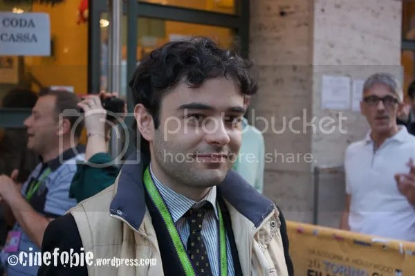 Paolo Morelli dell'ufficio stampa