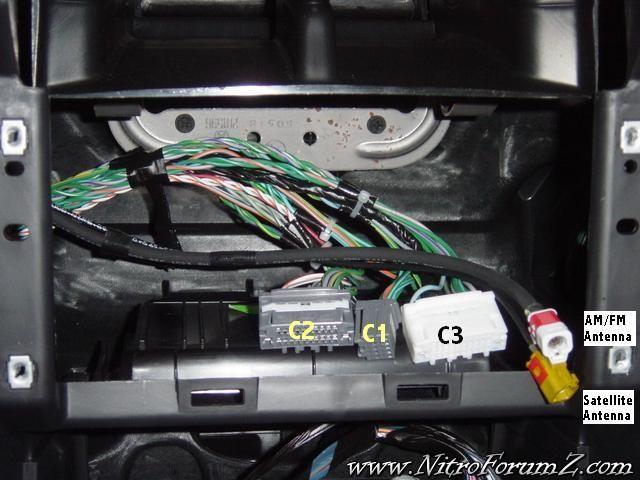 dodge nitro radio wiring diagram fire alarm system diagrams | get free image about