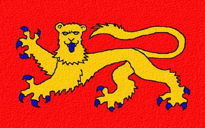 Léopard d'or - Guyenne