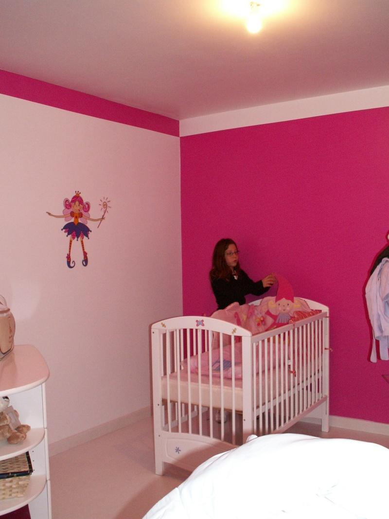 dco chambre fillette de 4 ans
