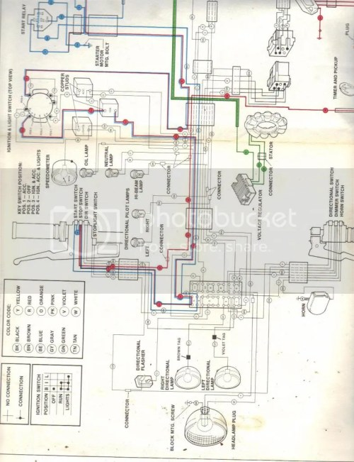 small resolution of 1981 flh ignition wiring diagram wiring libraryspotlights that i plan on wiring into the hi beam