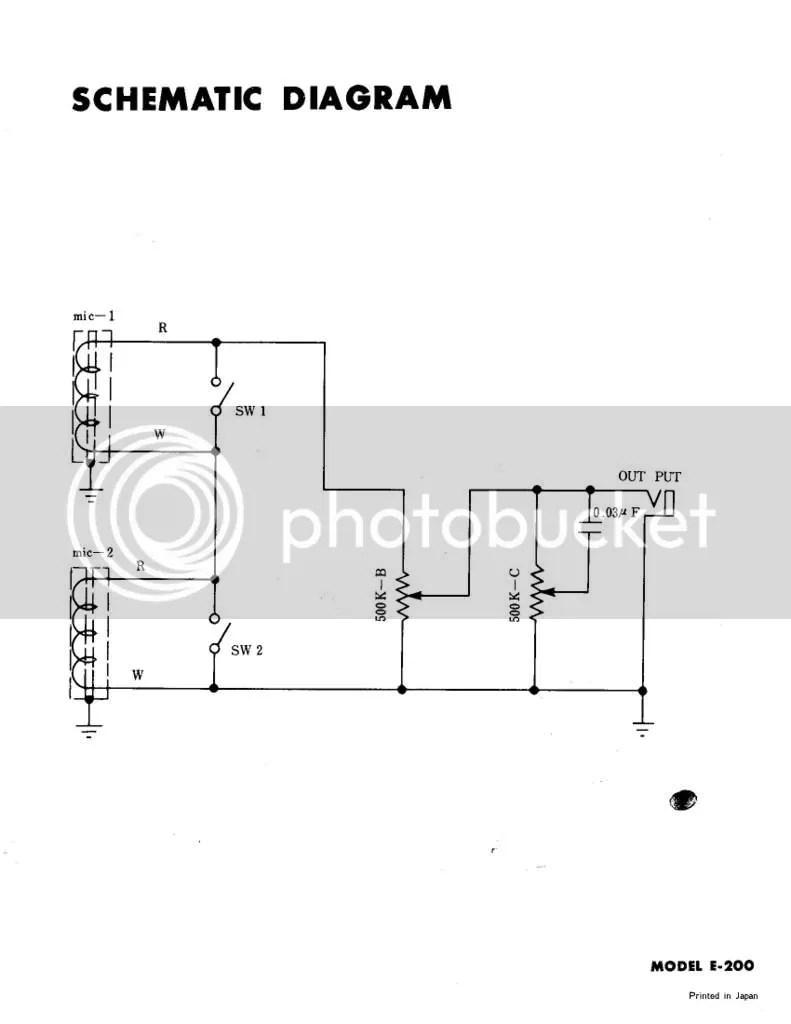 medium resolution of 65 teisco del rey e200 anyone wanna help fender stratocaster guitar forum dual humbucker wiring wiring diagrams