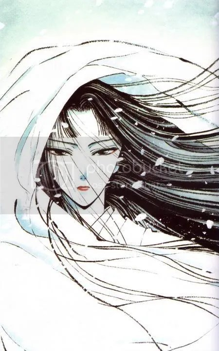 Yuki-onna Pictures, Images and Photos