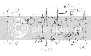 4pdt Switch Diagram DP3T Switch Diagram wiring diagram