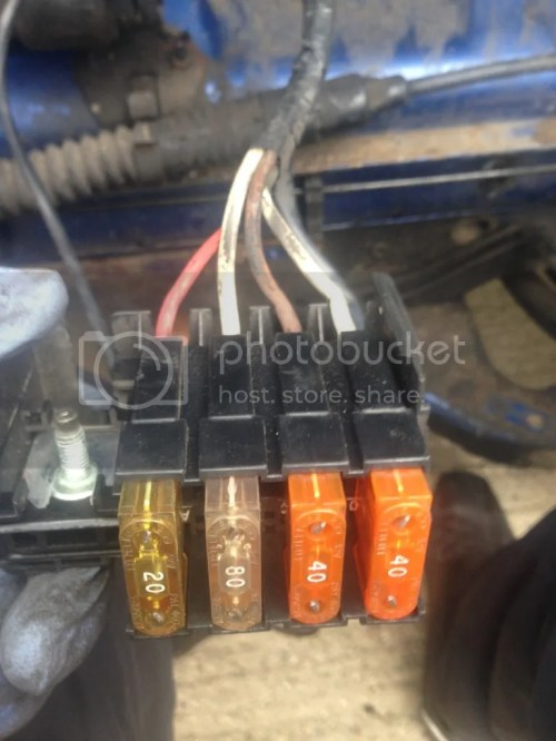 small resolution of citroen saxo vtr fuse box diagram