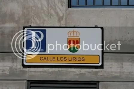 Parking Lirios