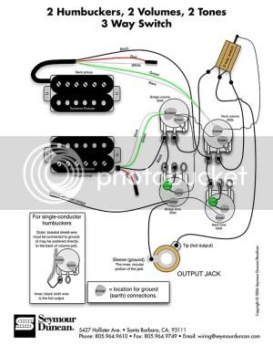 HELP!! Wiring Problem Seymour Duncan pickups  Gibson