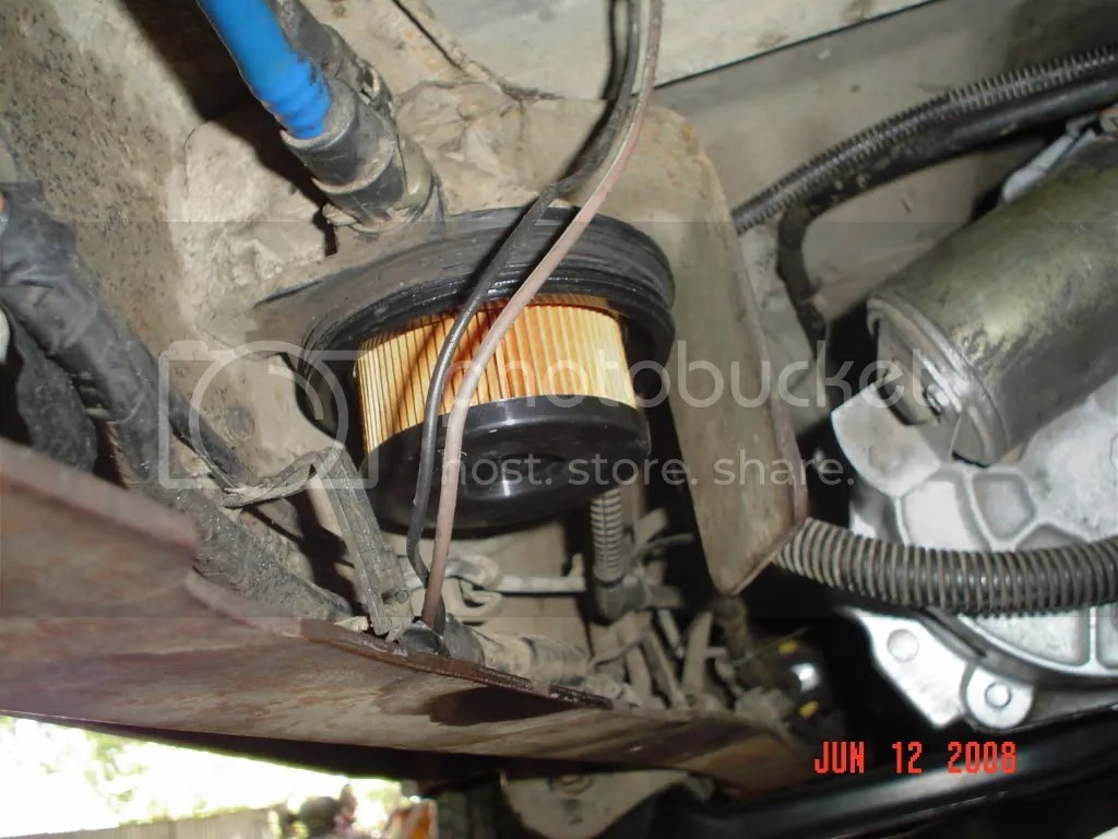 hight resolution of fuel filter location the ranger station forums