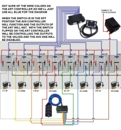 ridetech wiring diagram wiring diagram for you 2 way switch circuit diagram 2 switch 8 valve wiring diagram [ 1018 x 965 Pixel ]