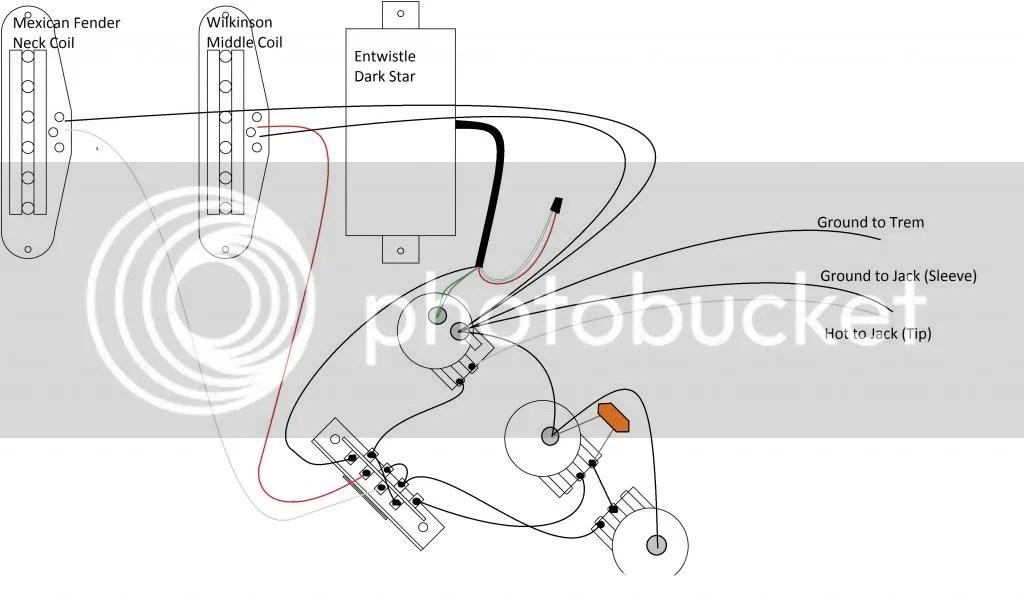 Fender Blacktop Jaguar Hh Wiring Diagram - Wiring ... on