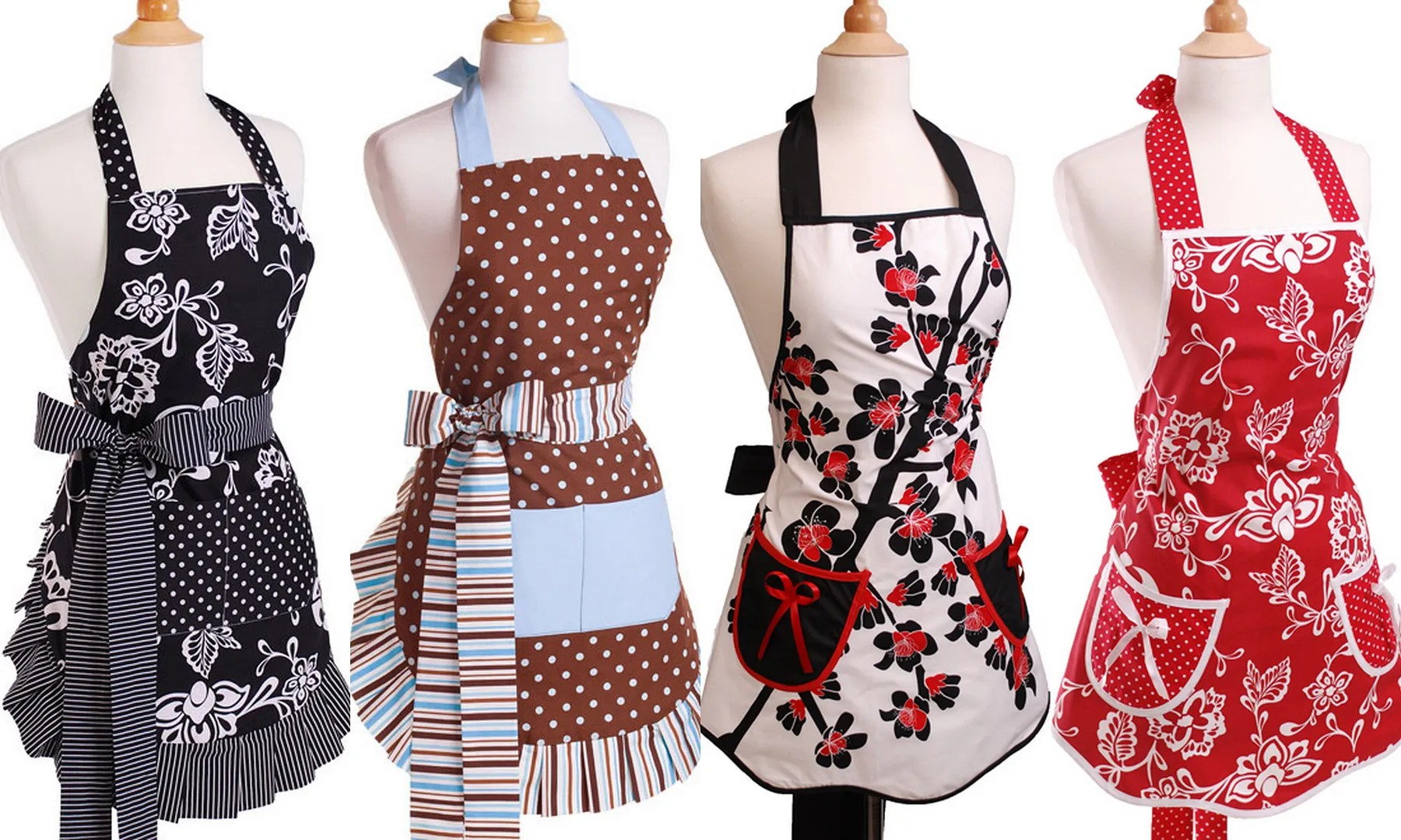 kitchen aprons prefab countertops flirty bring fashion into the jolly mom