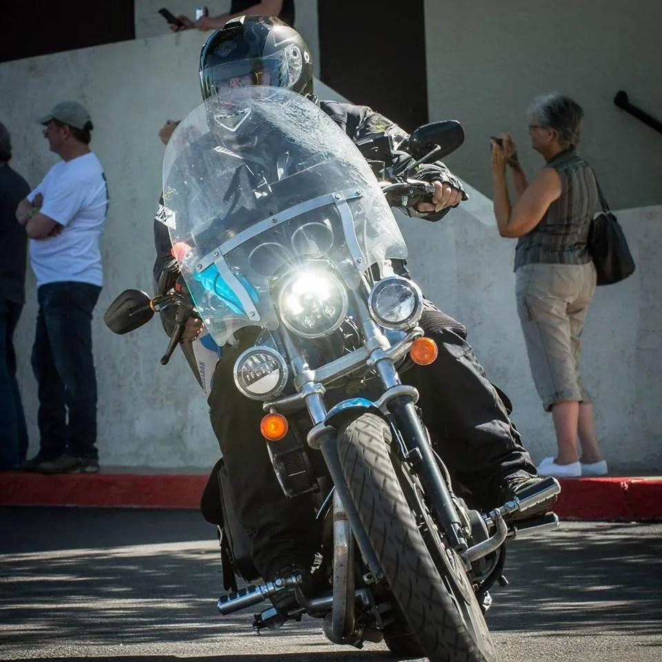 Iron Butt Riding 94