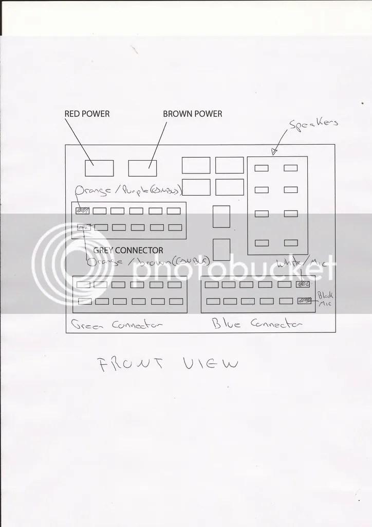 Vw Wiring Harness Plug Vwvortex Com Vw Discover Media Mib Ii Diagram